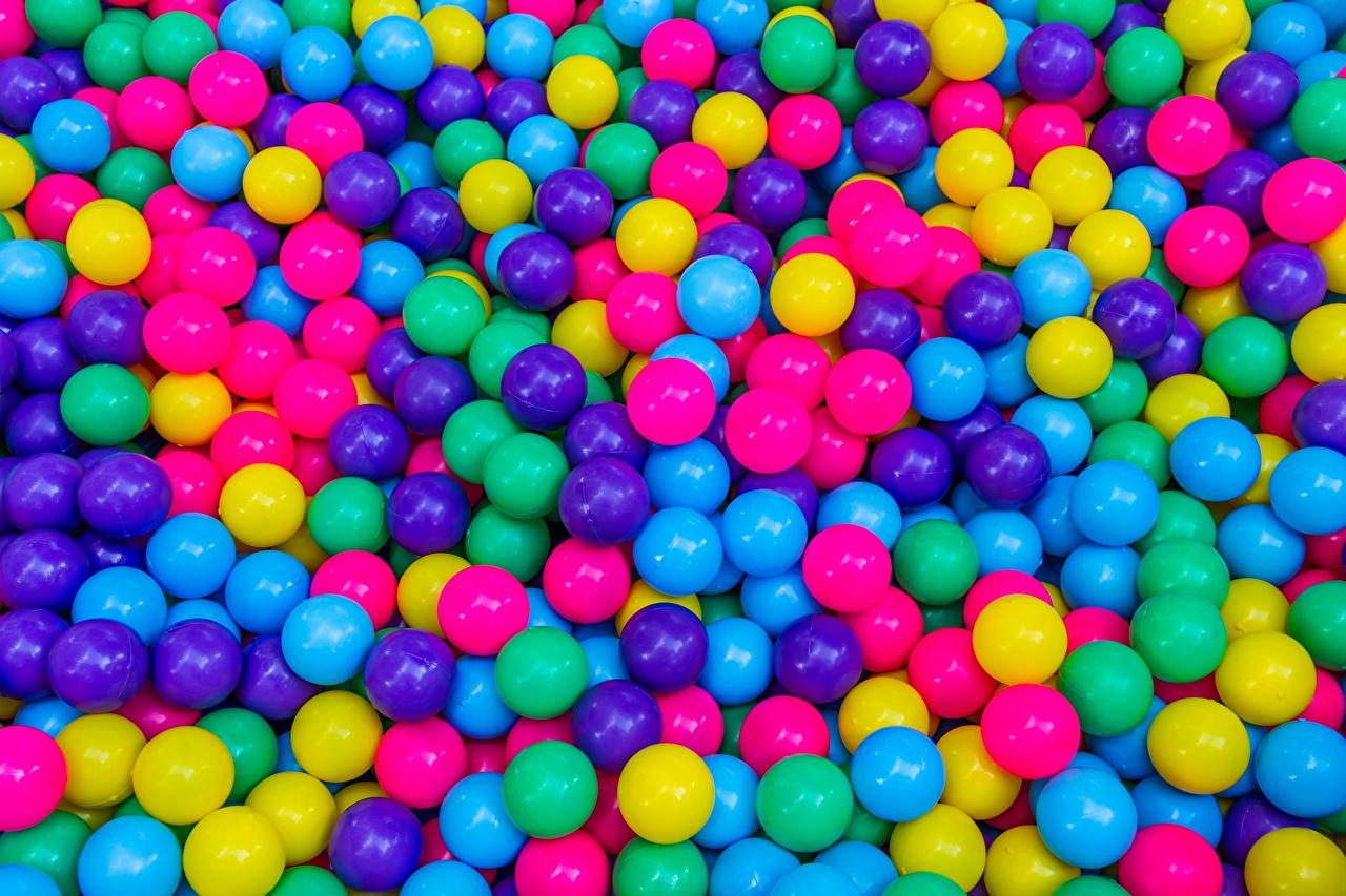 Photos Texture Balls