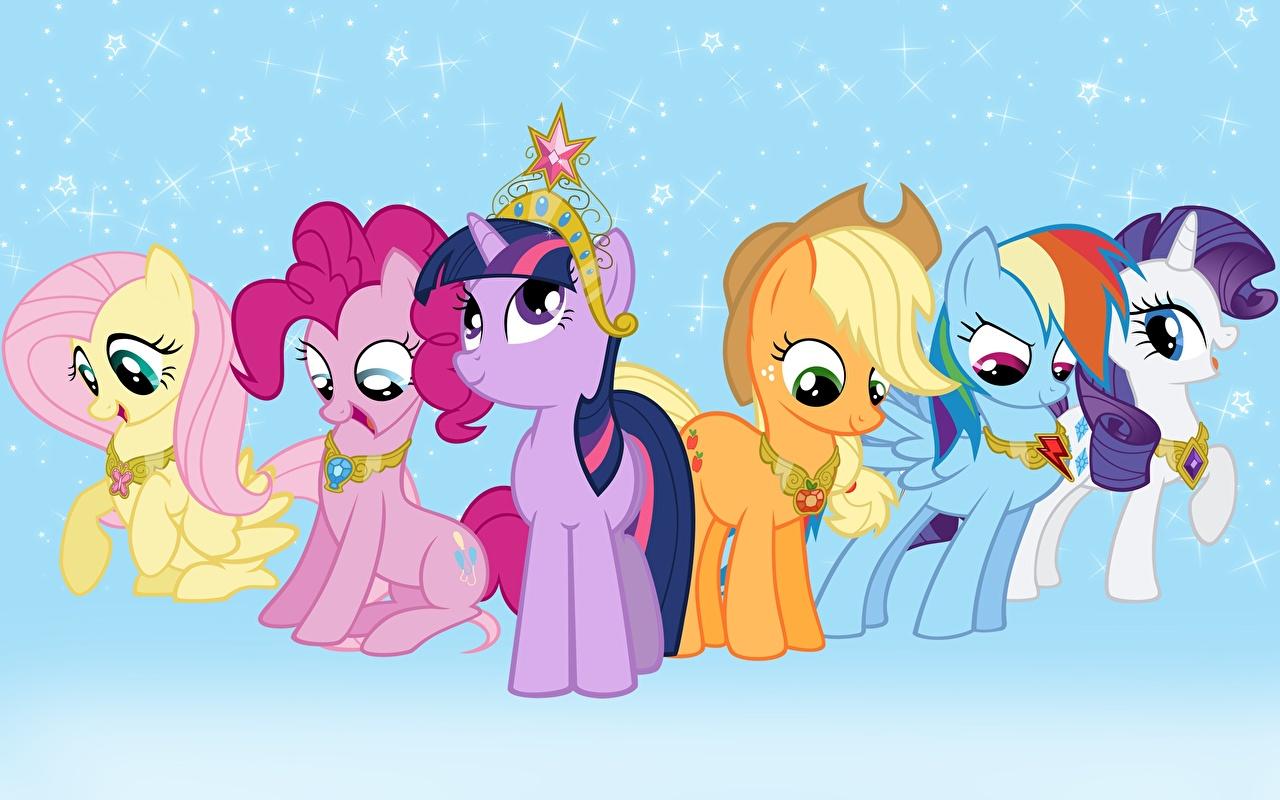 Photo My Little Pony Cartoons