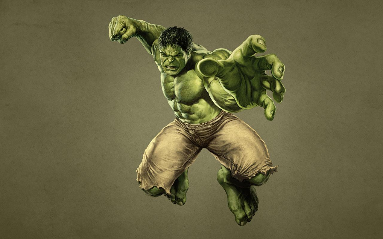 Photo The Avengers (2012 film) Hulk hero Movies film