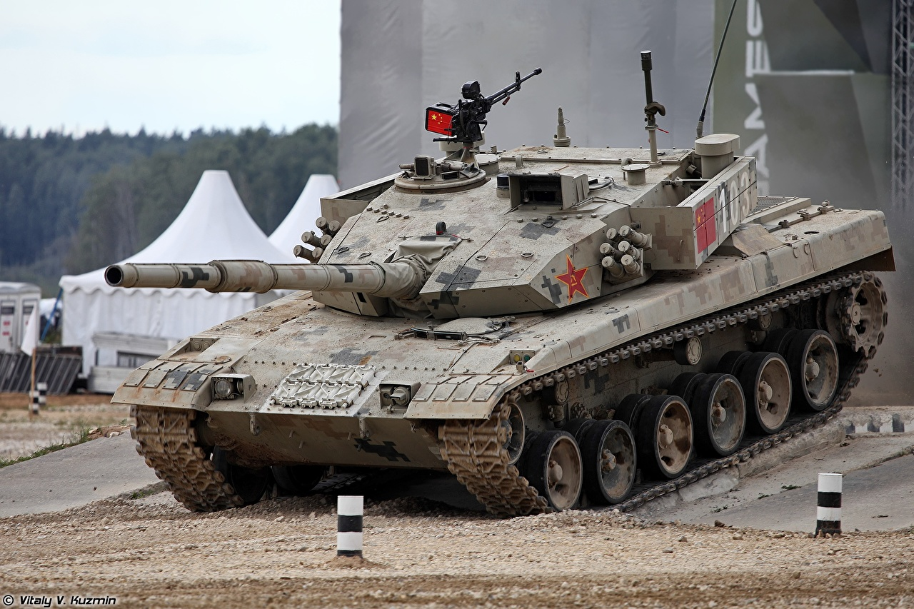 Picture Tanks Chinese Type 96B (ZTZ-96B) Army tank military