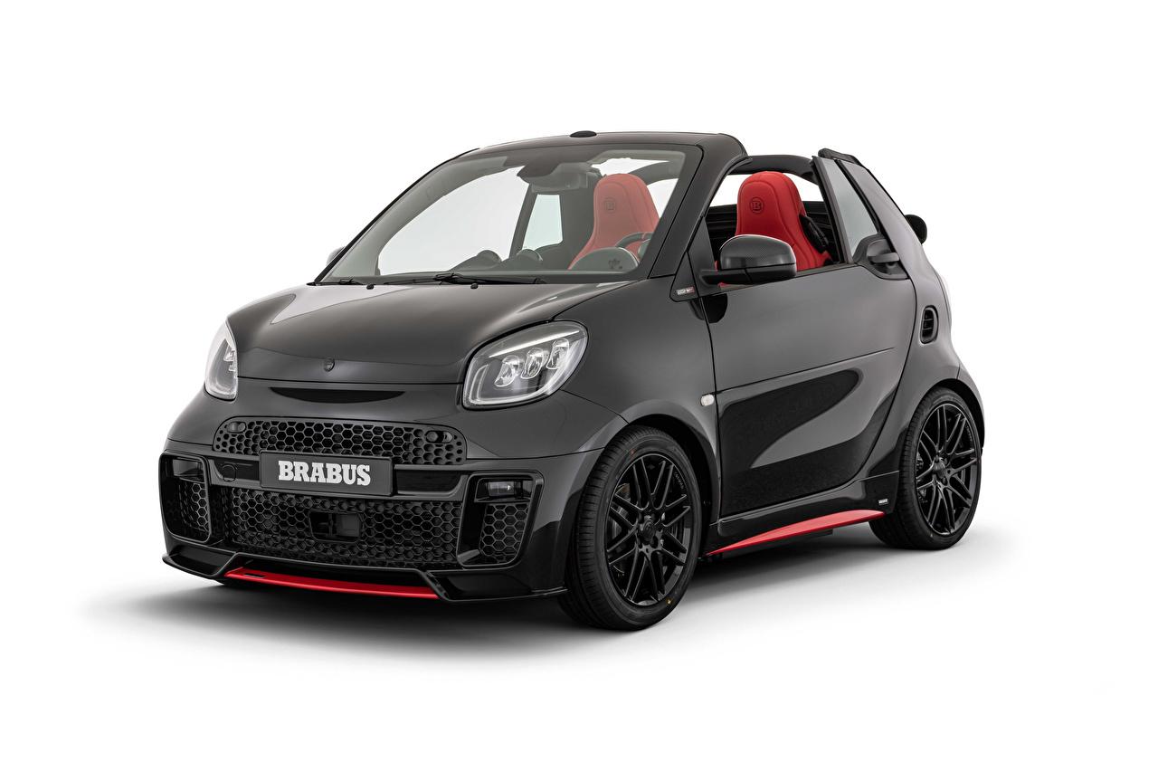 ,巴博斯,92R (A453), 2021,黑色,白色背景,汽车,
