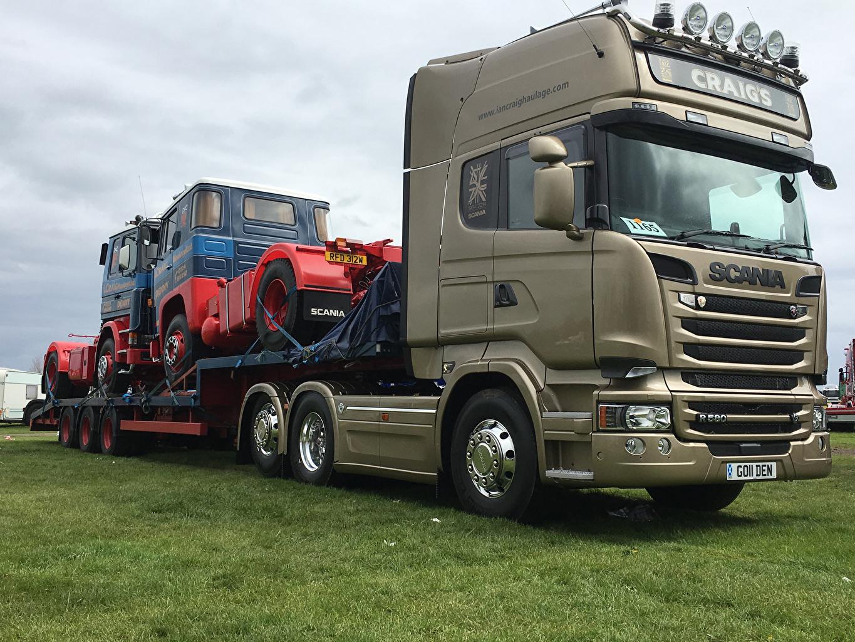 Bakgrundsbilder Scania lastbil bil Lastbilar Bilar automobil