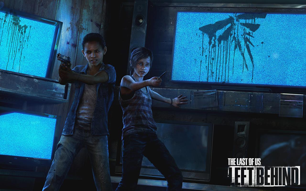 Desktop Wallpapers The Last Of Us The Last Of Us 2 Ellie Riley 2