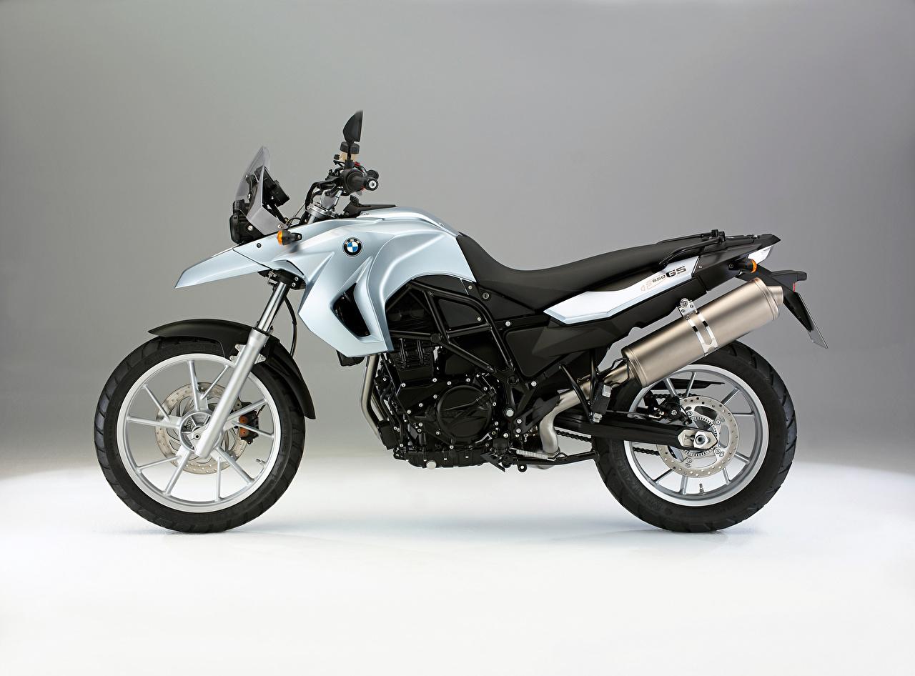 Bilder BMW - Motorsykler F 650 GS (K72), 2006-12 motorsykkel side utsikt Motorsykler Sett fra siden