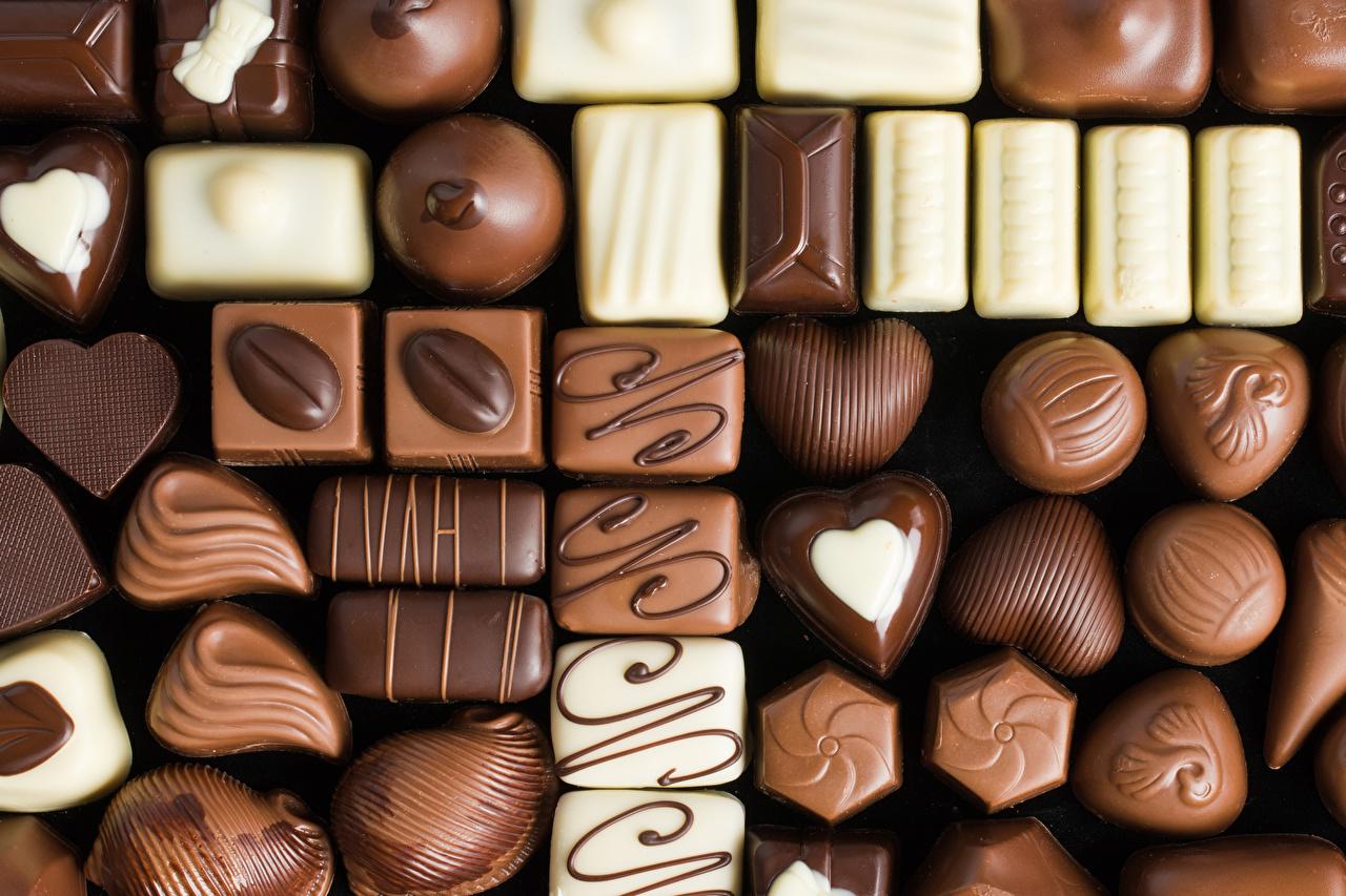 壁紙 菓子 キャンディ チョコレート クローズアップ 食品