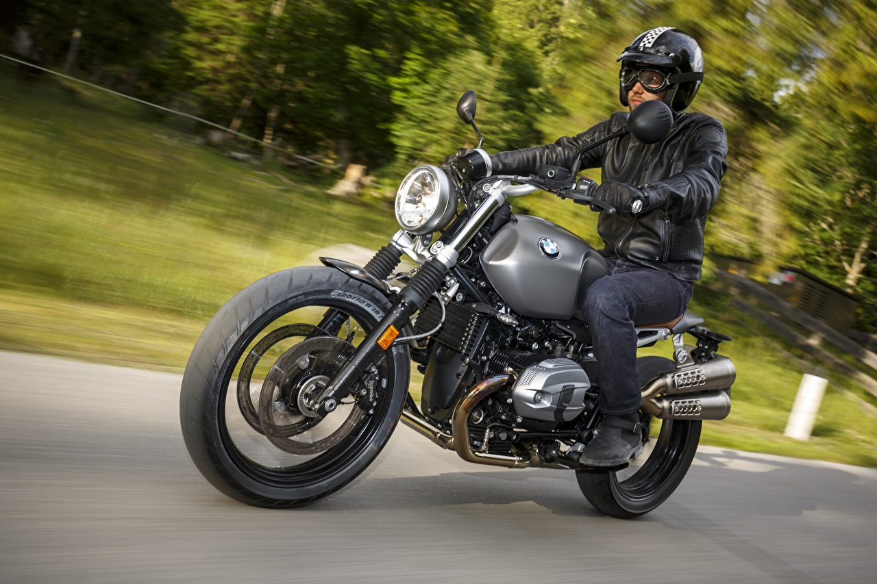 Hintergrundbilder BMW - Motorrad Helm 2015-16 R nineT ...