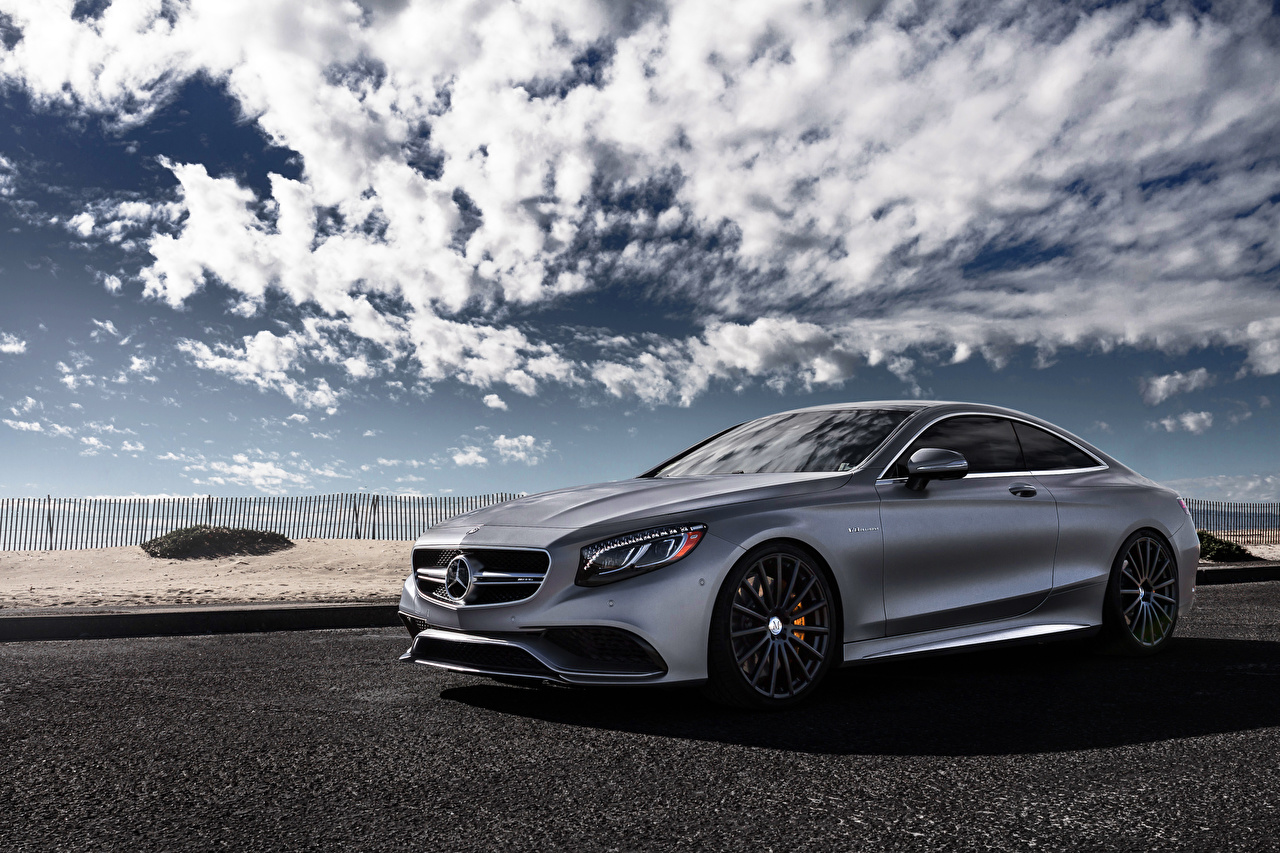 Fondos De Pantalla Cielo Mercedes Benz S63 Amg Nube Coches