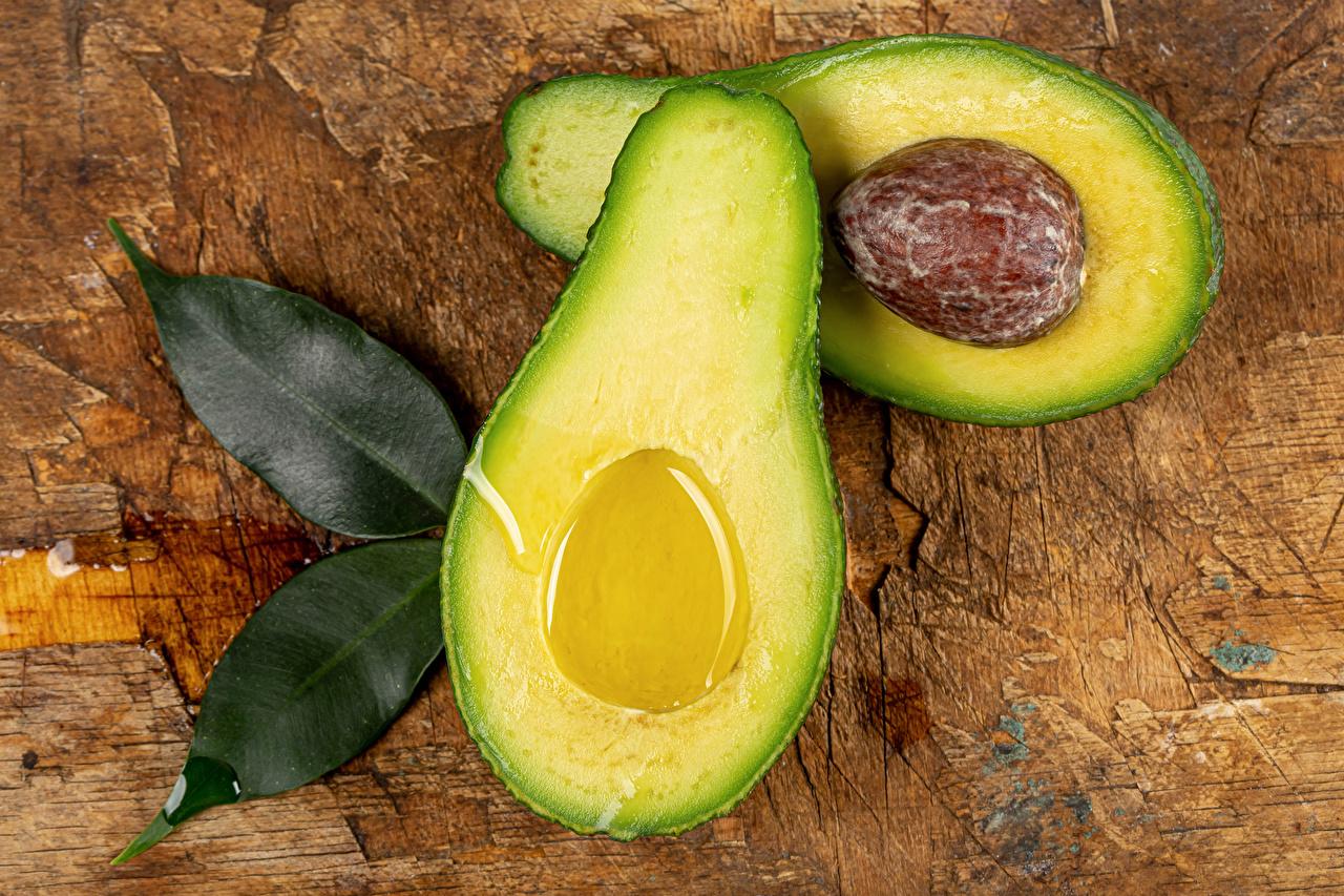 Photos Leaf Avocado Food Closeup Foliage