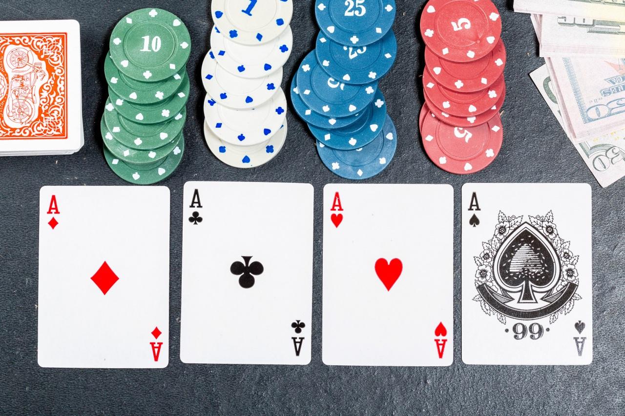 Bilder von Casino-Chips tokens Ass Spielkarte Spielkarte