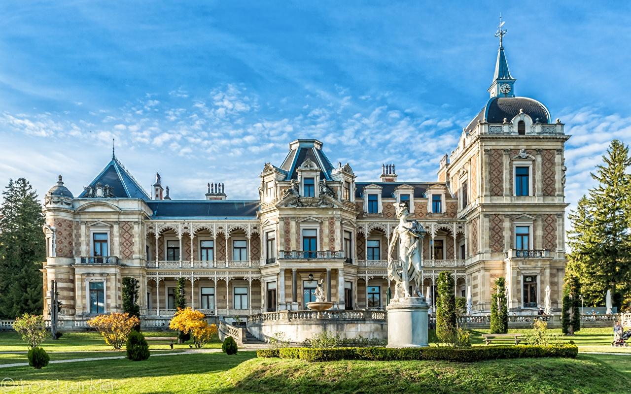 Photo Villa Vienna Palace Austria Hermesvilla, Lainzer Tiergarten Cities