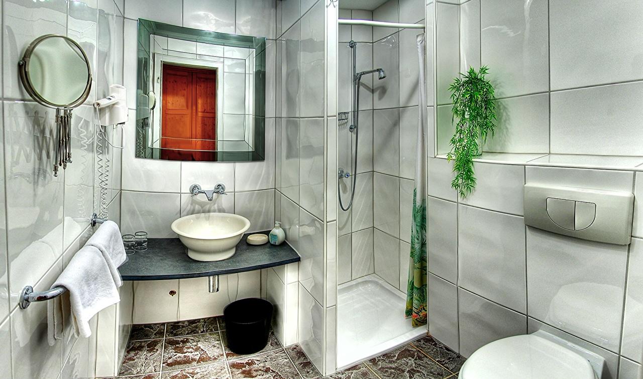 Cuarto De Baño Diseño Industrial  chicago