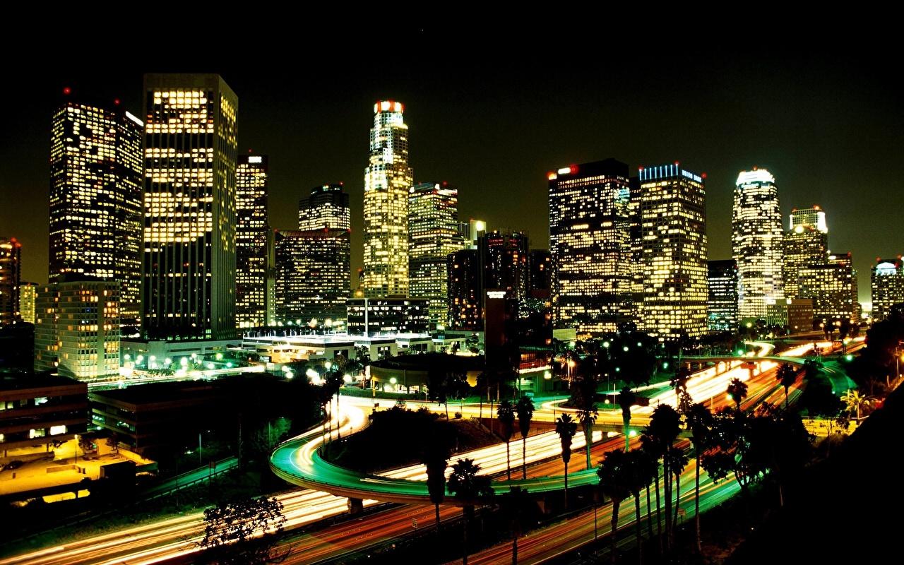 Fonds D Ecran Usa Los Angeles Villes Telecharger Photo