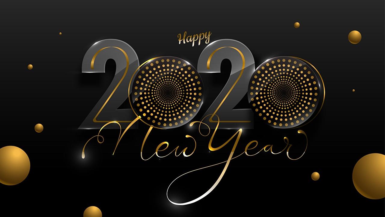 Bilder von 2020 Neujahr