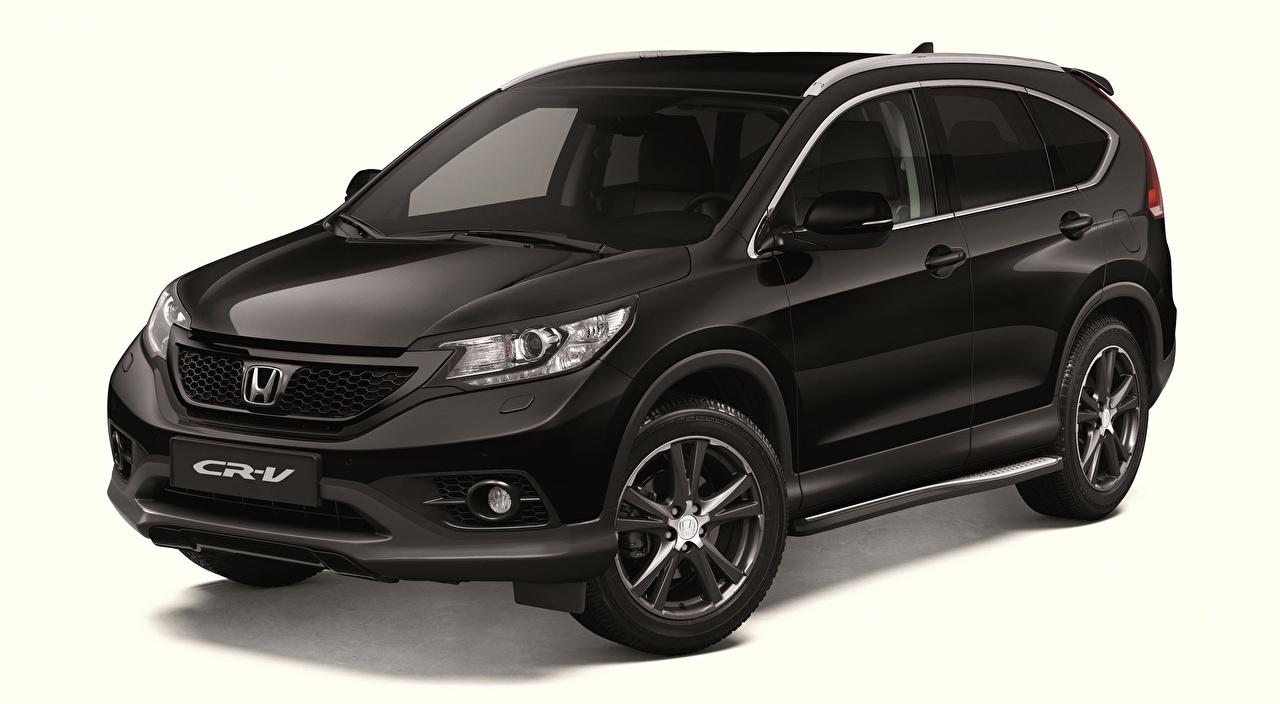Photos Honda CR-V, Black Edition, 2013 auto Metallic Cars automobile