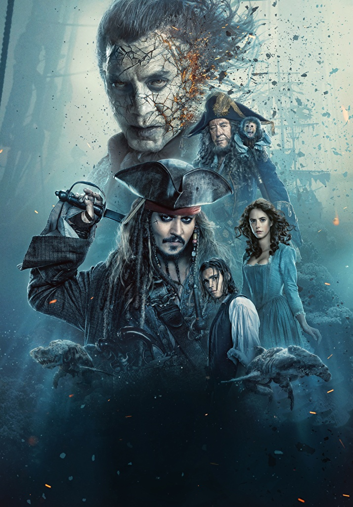 Photos Pirates Of The Caribbean Dead Men Tell No Tales