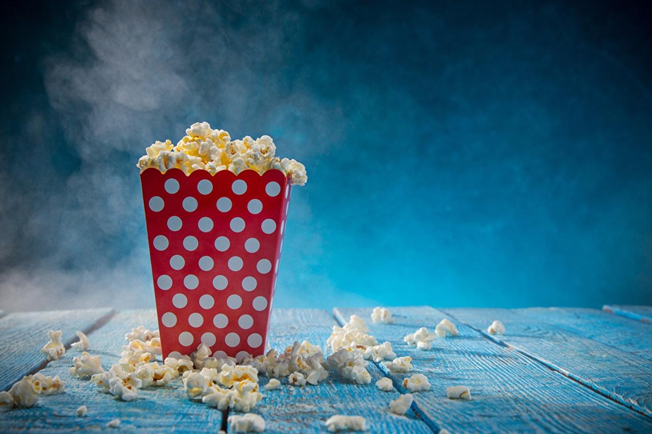 Foto popcorn das Essen Bretter Lebensmittel