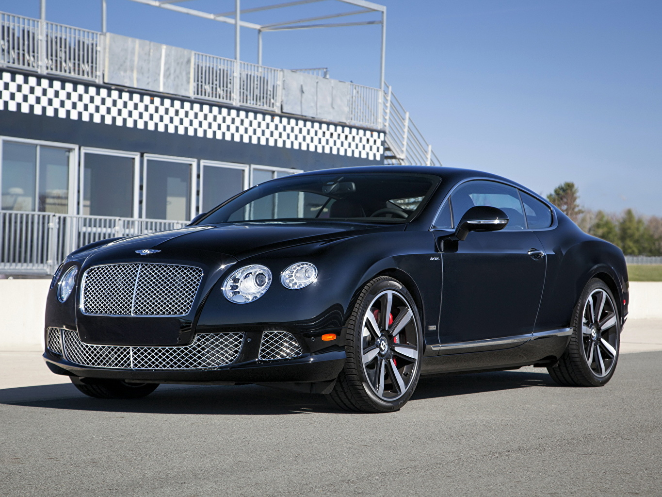 Images Bentley Continental Gt Speed Le Mans Edition Luxury Black
