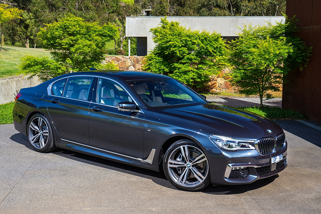 Desktop Wallpapers BMW 7-Series M7 G11 auto Cars automobile