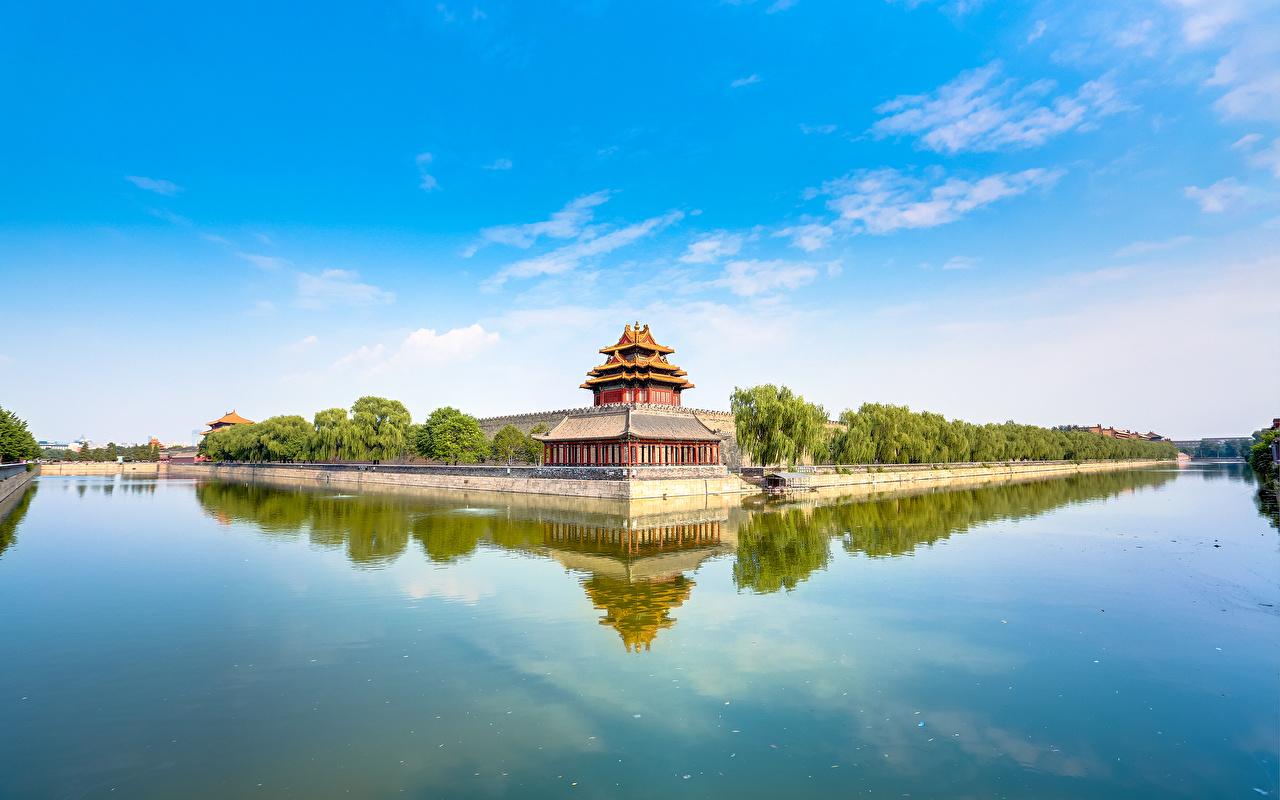 Rios China Céu rio Cidades
