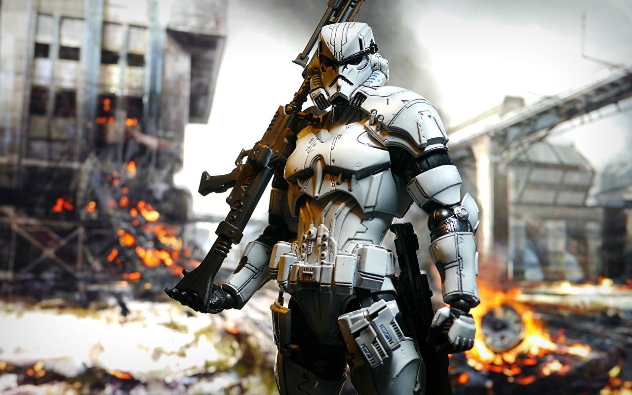 Fondos De Pantalla Juguetes Star Wars Película Soldados