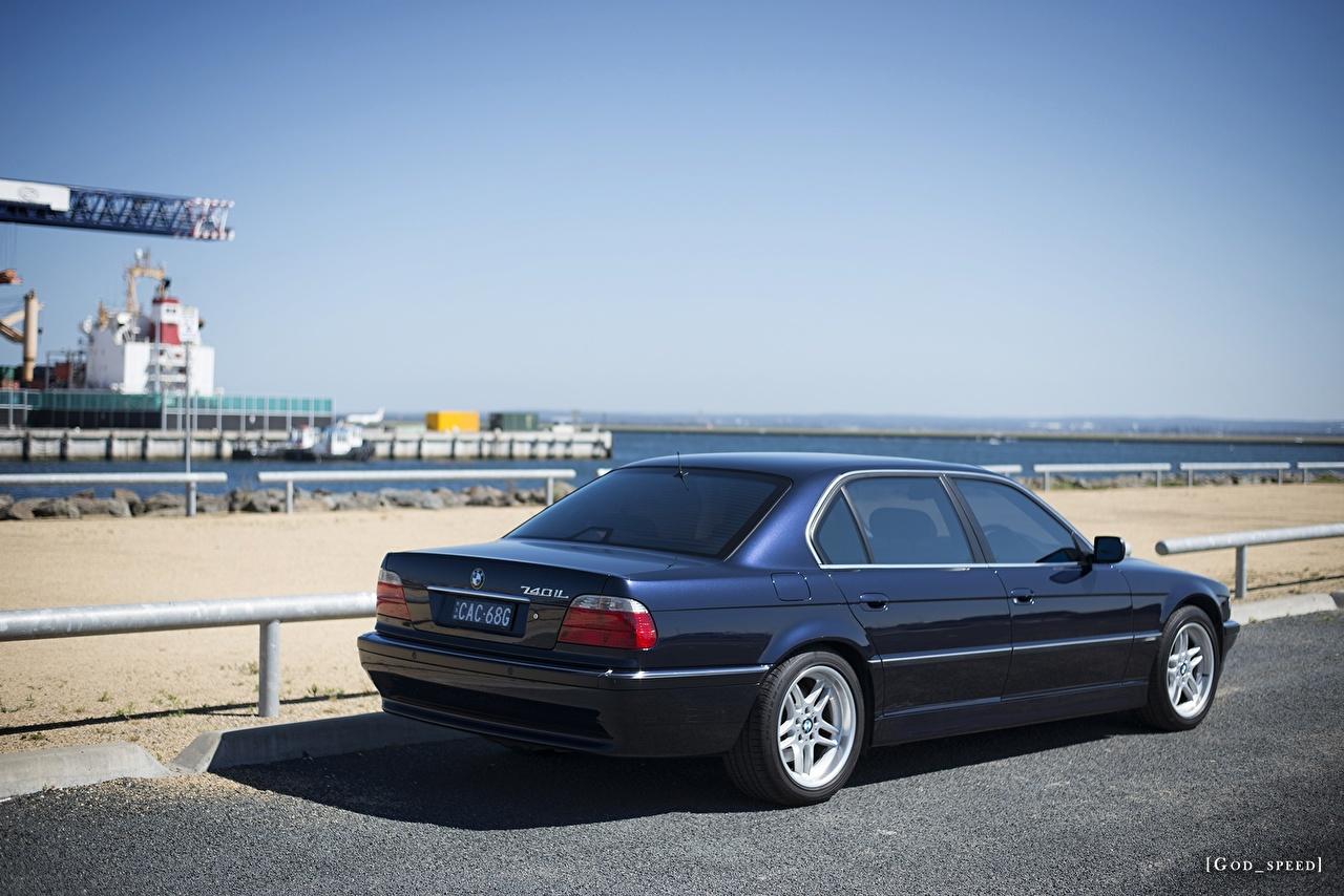 Pictures BMW e38 bimmer auto Cars automobile