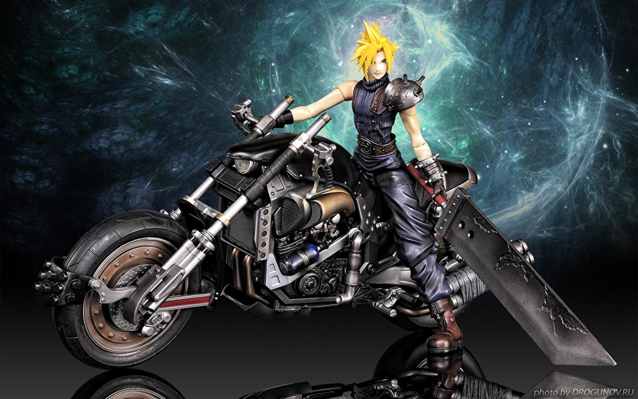 Download 680 Wallpapers Final Fantasy Vii HD Paling Keren