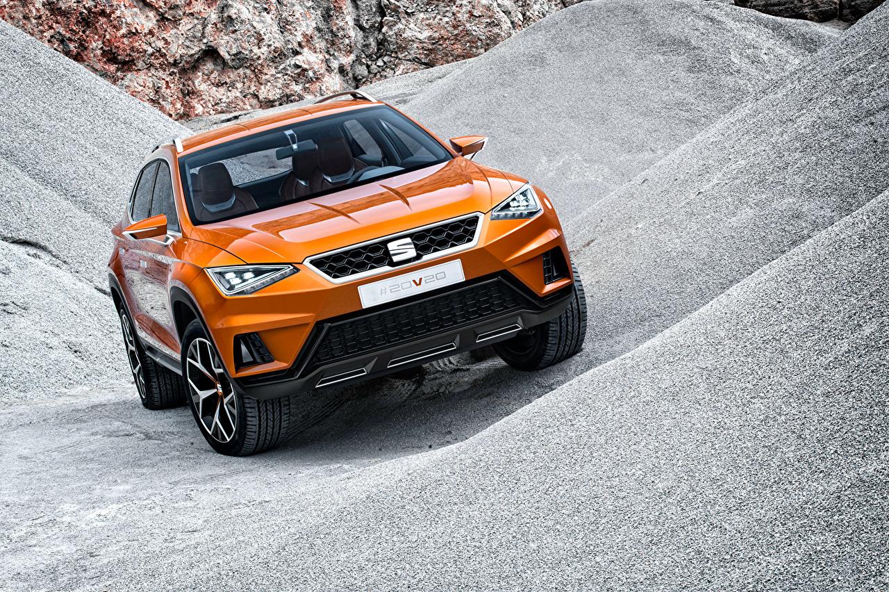 Image Seat 2015 20V20 Concept auto Front Cars automobile