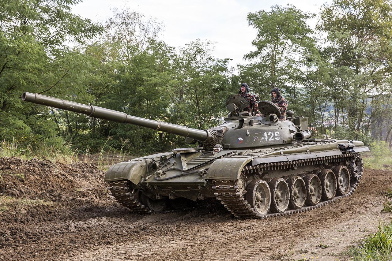 Desktop Wallpapers T-72 Tanks Russian Army tank military