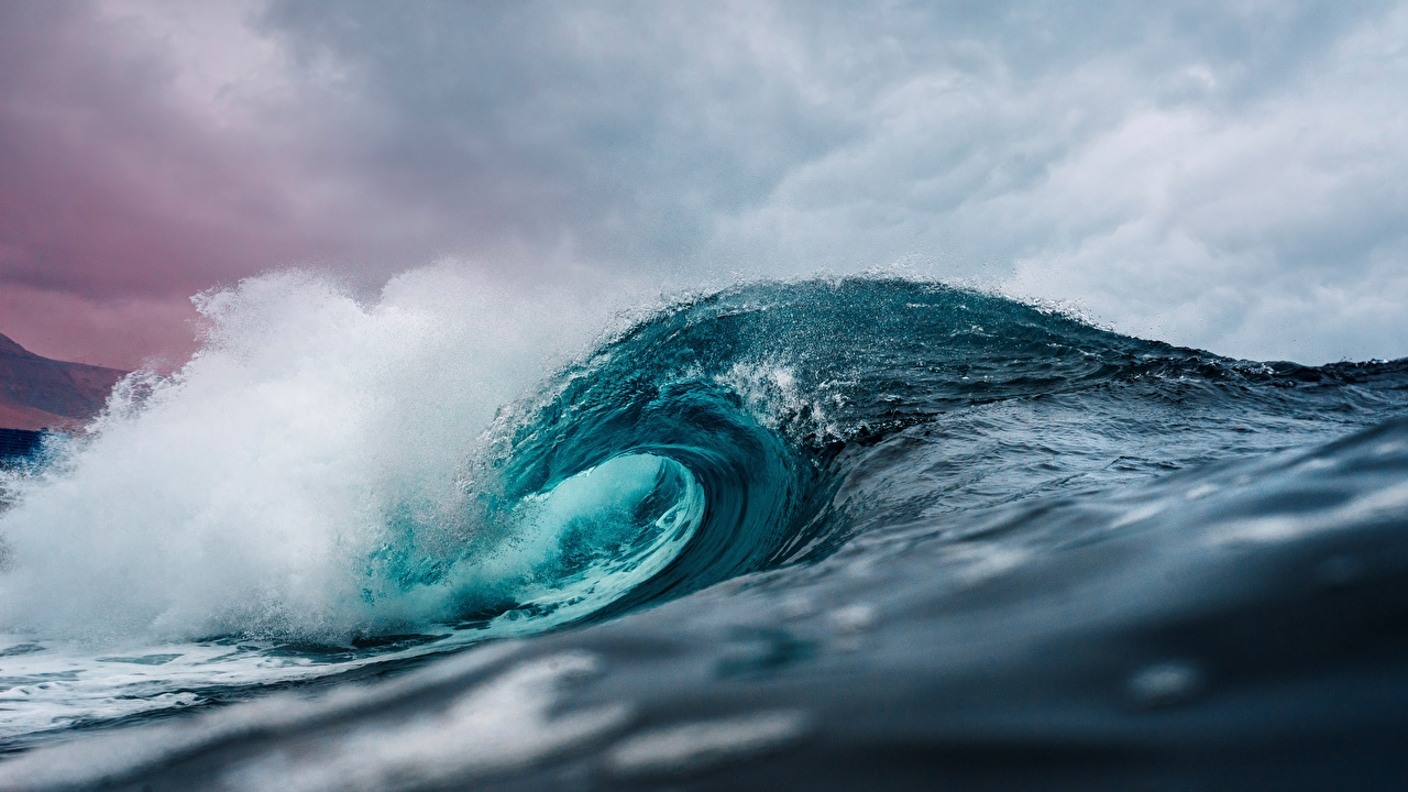 Bilder von Meer Natur Ozean Wasserwelle Wasser