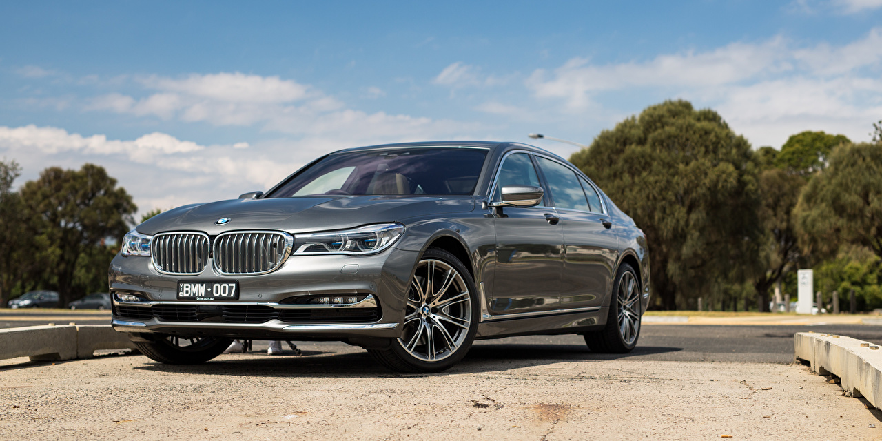 Picture BMW G12, 7-Series Sedan Cars auto automobile