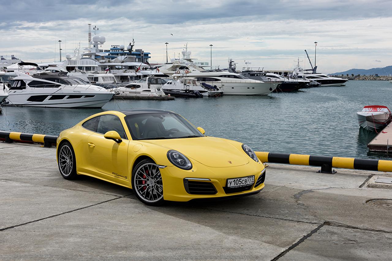 Fondos De Pantalla 2015 16 Porsche 911 Carrera 4s Coupe 991
