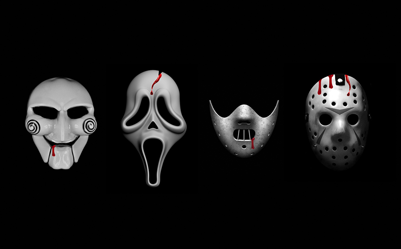 Wallpaper Saw Scream Friday The 13th Silence Of The Lambs Jason S