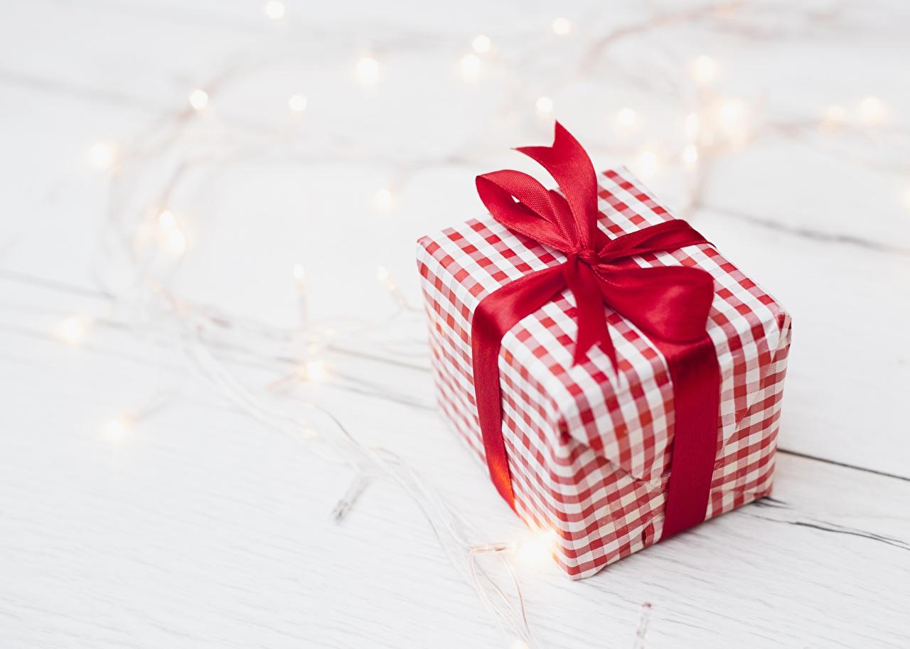 Photo Box present bow Closeup Gifts Bowknot