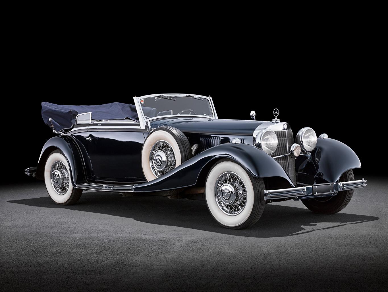 Fotos von Mercedes-Benz Retro Autos antik auto automobil