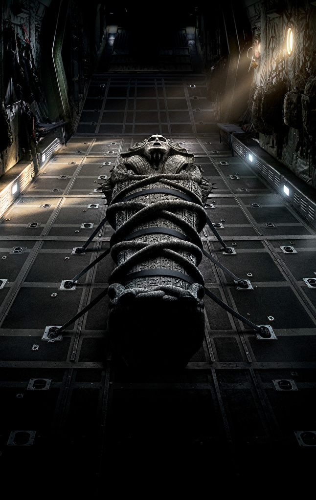 Image The Mummy 2017 Undead Movies  for Mobile phone film