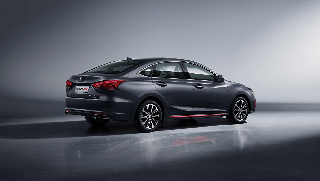 Bilder Changan chinesische Raeton CC Blue Drive, 2020 graues automobil Metallisch Chinesisch chinesischer chinesisches Grau graue auto Autos