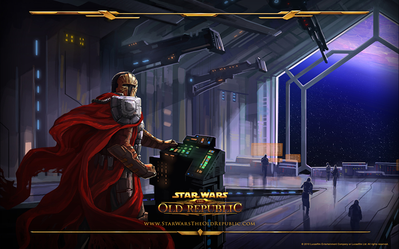 Wallpaper Star Wars Star Wars The Old Republic Galactic Timeline