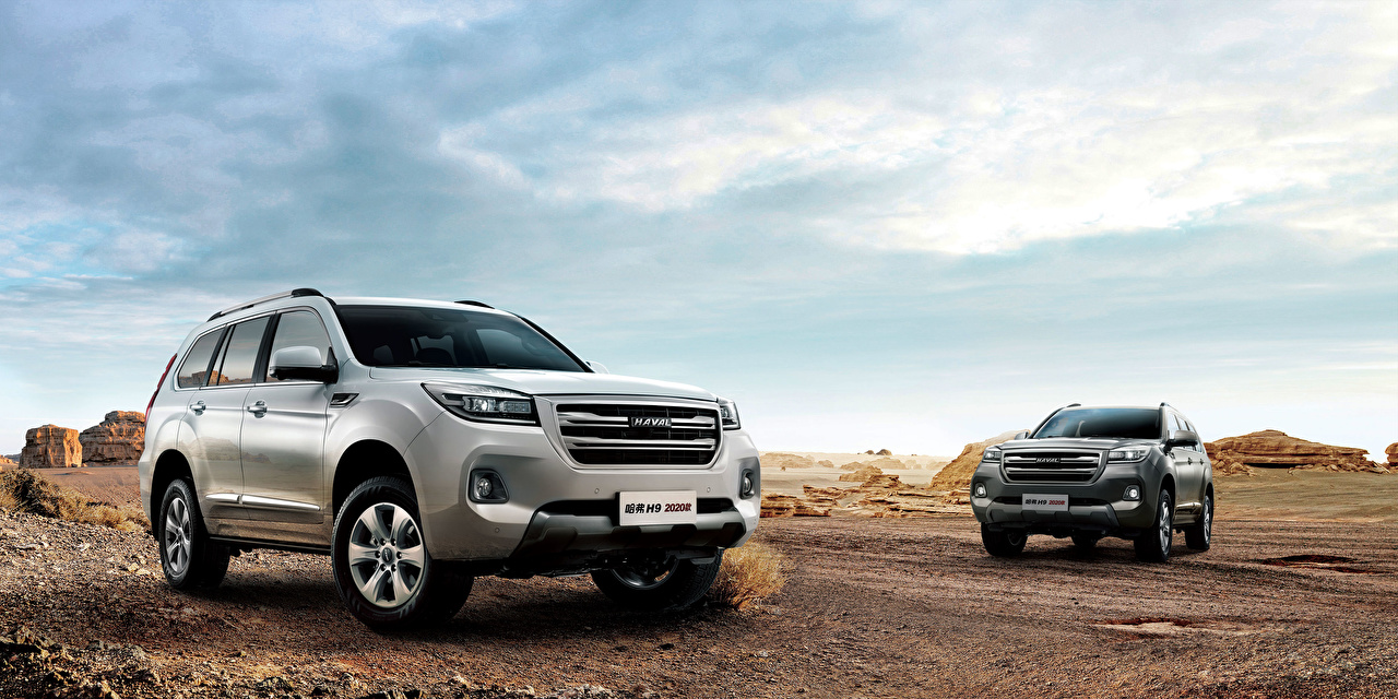 Picture Haval Sport utility vehicle H9, 2020 Two Cars Metallic SUV 2 auto automobile