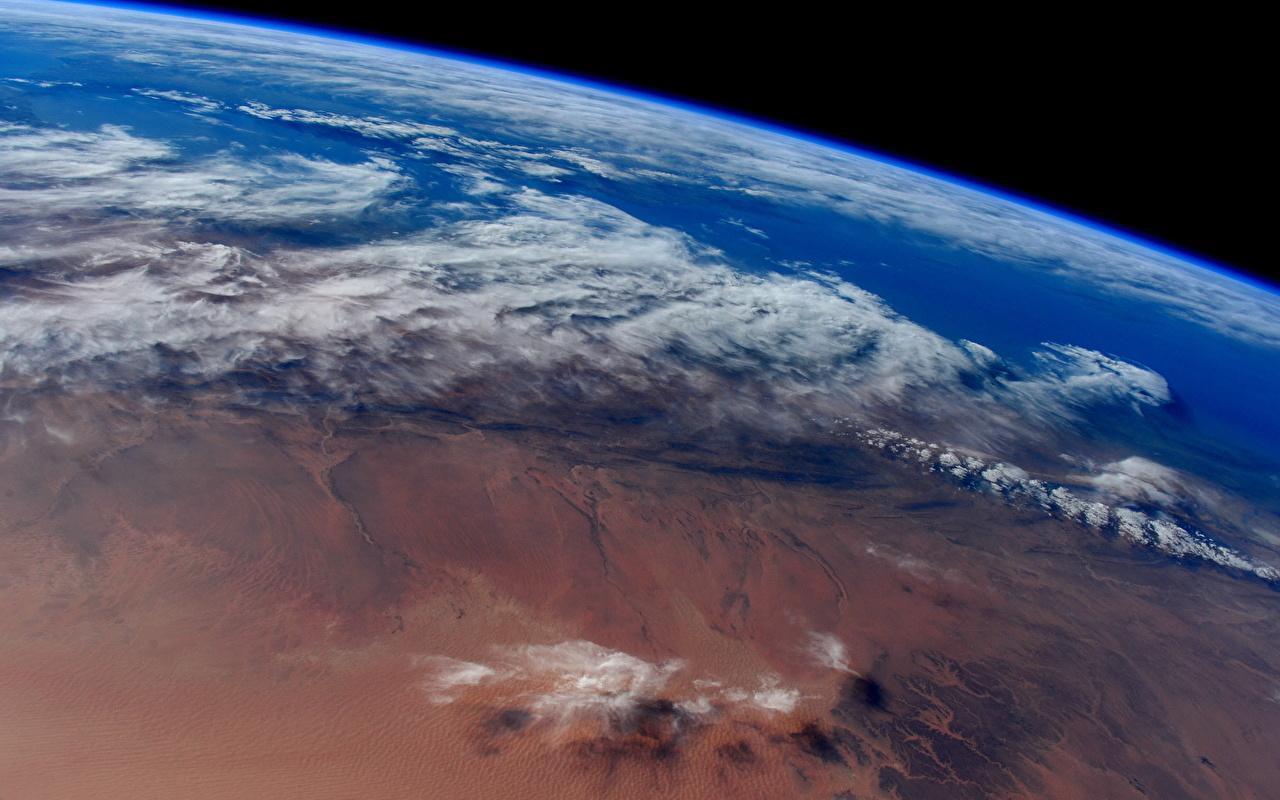 Fotos von Erde Planet Oberfläche des Planeten Kosmos Planeten Weltraum