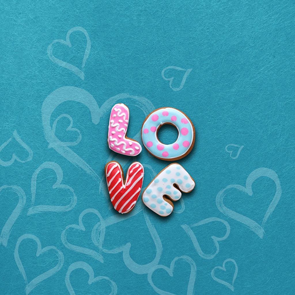 Bilder von englische Liebe Zuckerguss Wort Kekse Englisch englisches englischer text