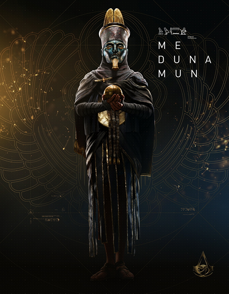 Image Assassin S Creed Origins Medunamun Games