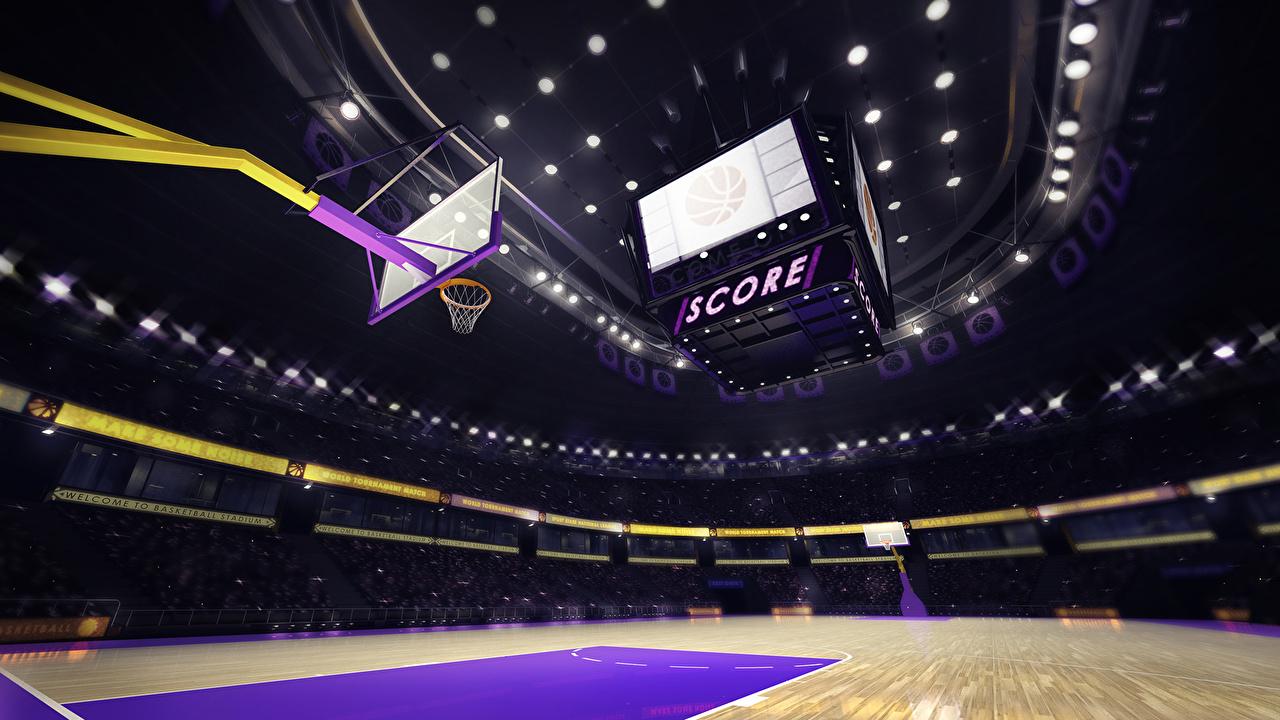 壁紙 バスケットボール Court 天井 スポーツ ダウンロード 写真