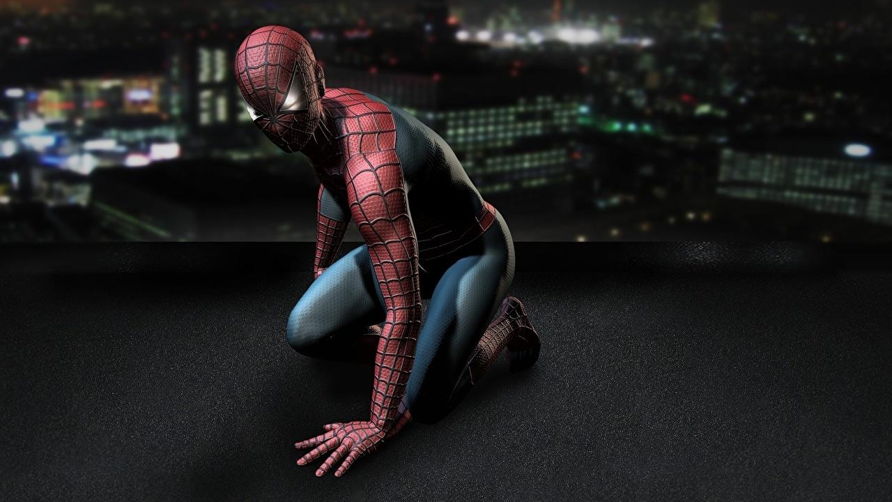Bilder Spider-Man - Games Spiele computerspiel