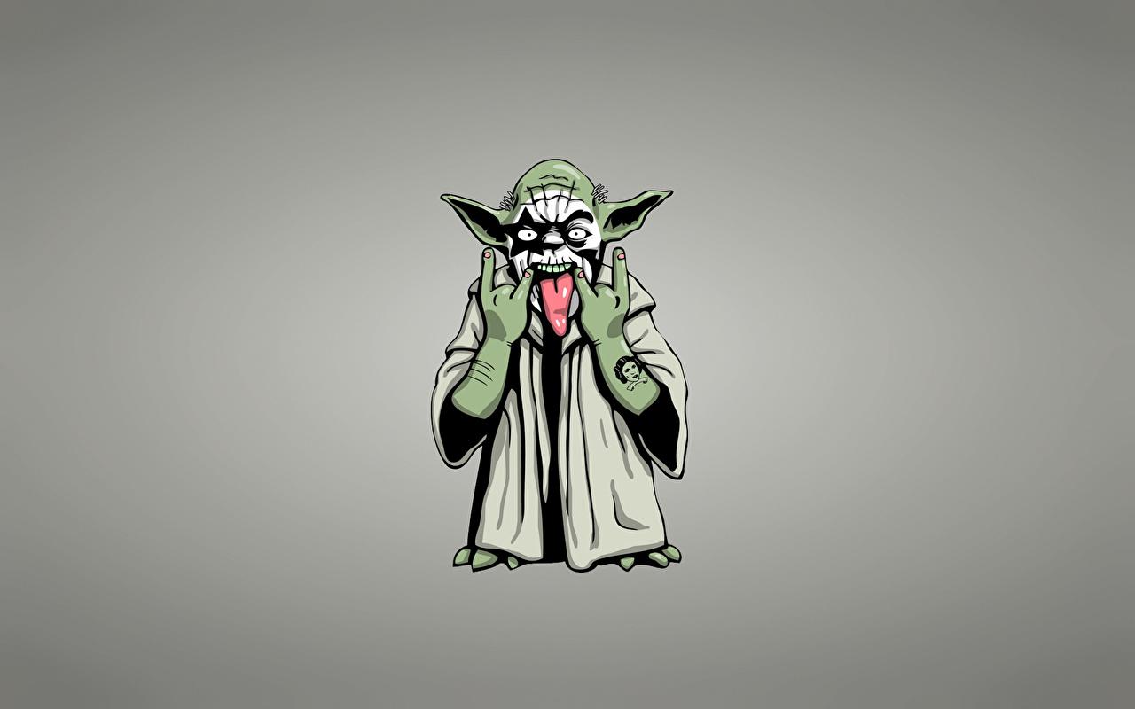 Photos Star Wars Movies Funny Yoda