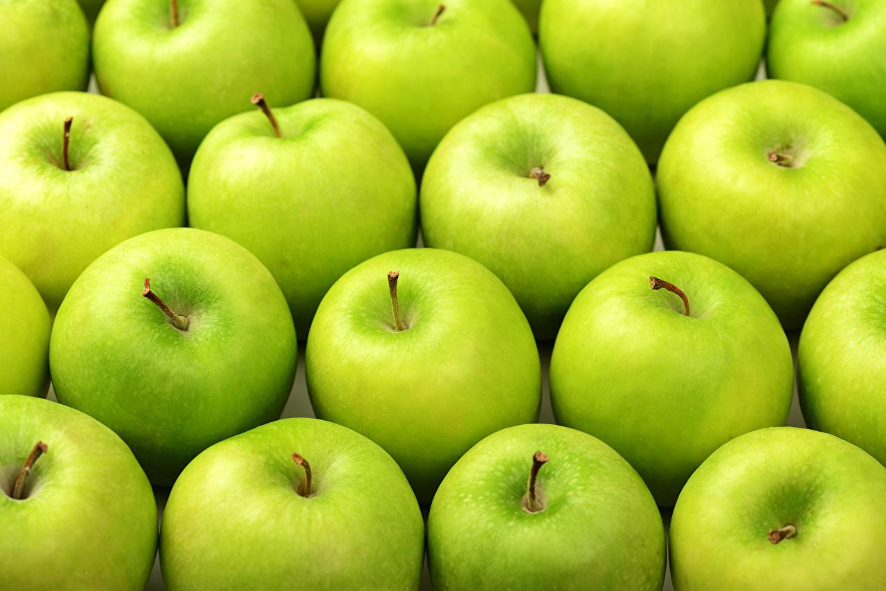 Texture Pommes Vert aliments Nourriture