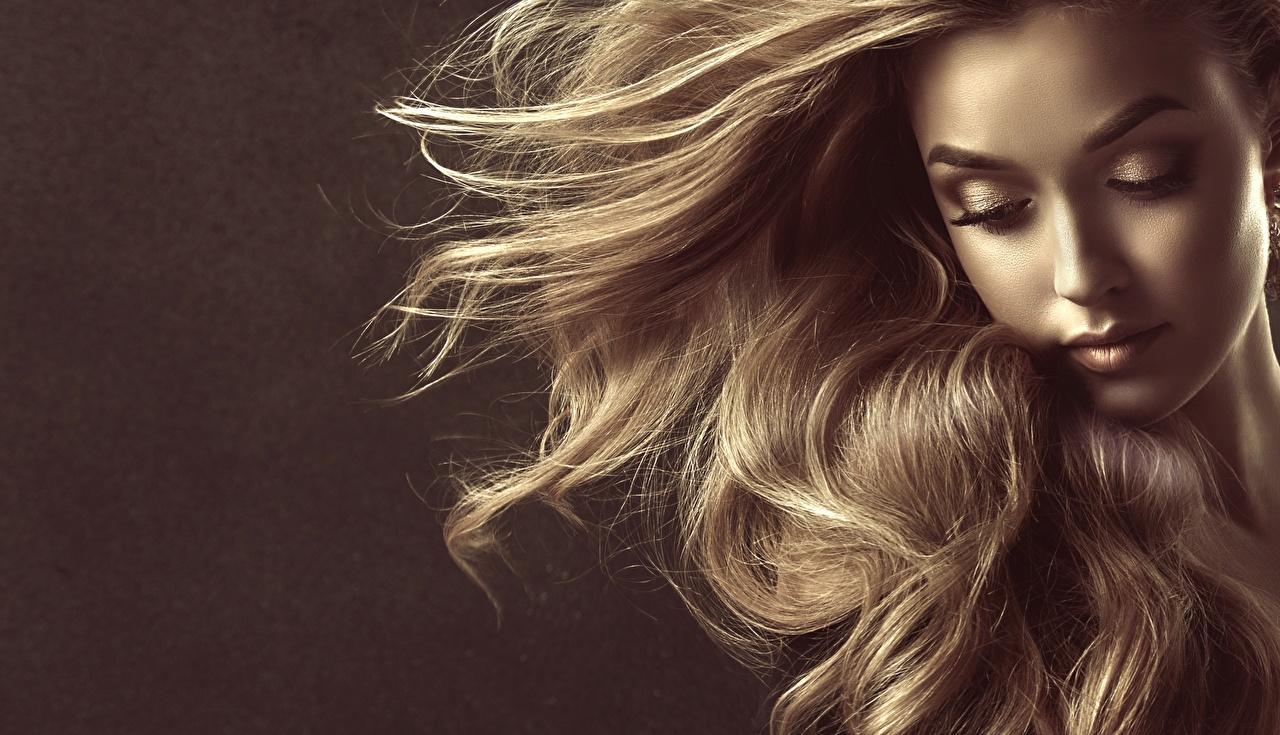 Bilder von Dunkelbraun Model by Sofia Zhuravets Haar Gesicht Mädchens junge frau junge Frauen