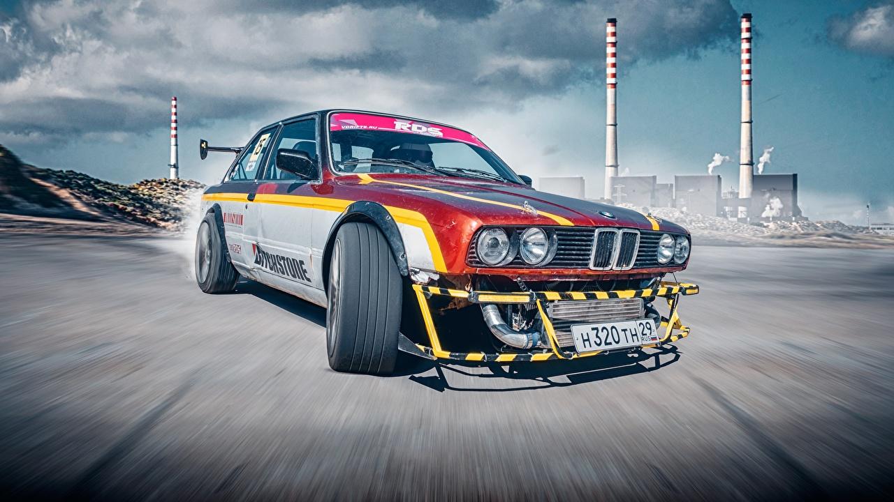 Fonds D Ecran Bmw E30 3 Series Drifting Voitures Télécharger