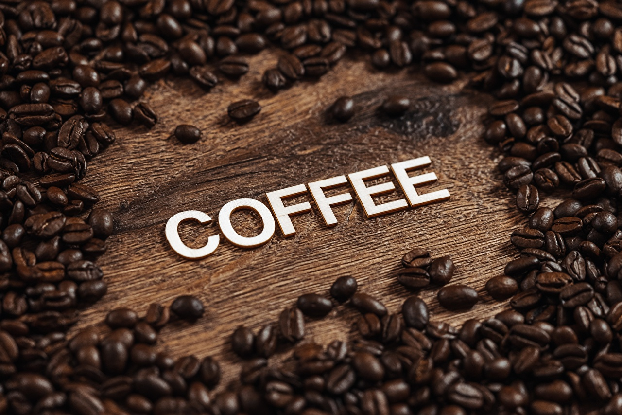 Wallpaper English coffee Coffee Grain lettering Many text Word - Lettering
