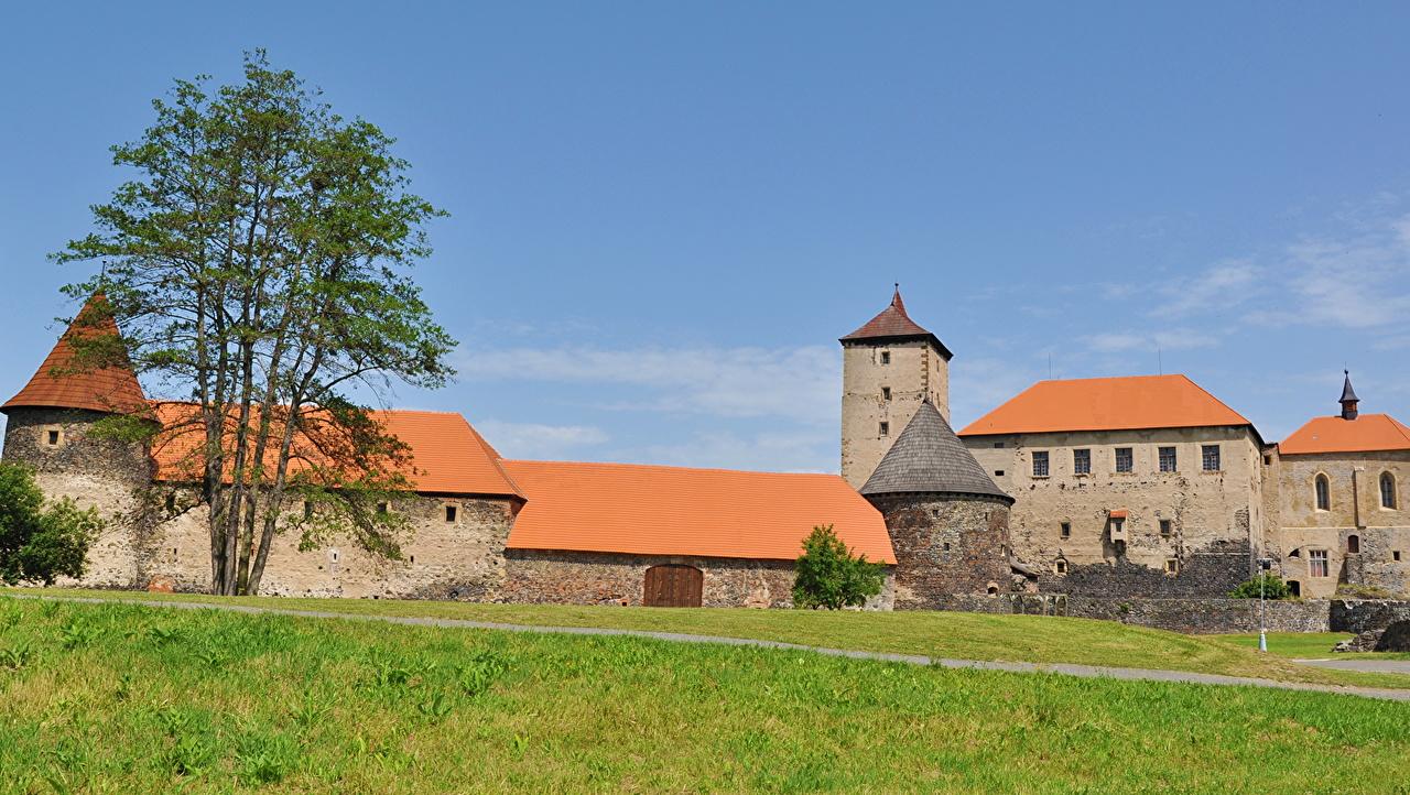 Castillo República Checa Ciudades