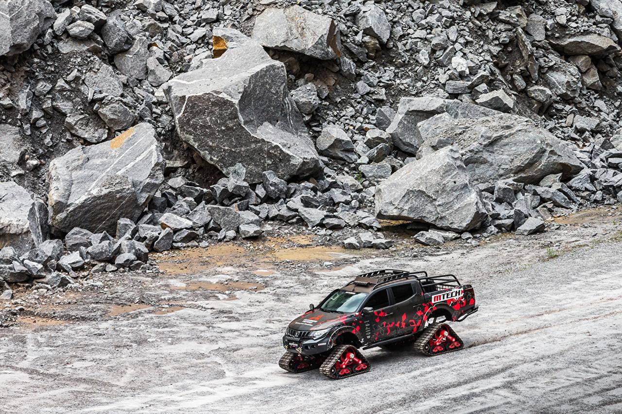 Picture Tuning Mitsubishi 2018 L200 Triton Survivor Pickup auto Cars automobile
